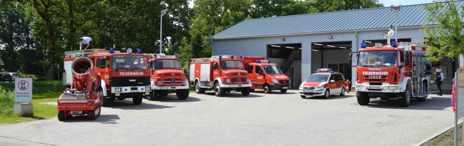 Freiwillige Feuerwehr Gehlenberg